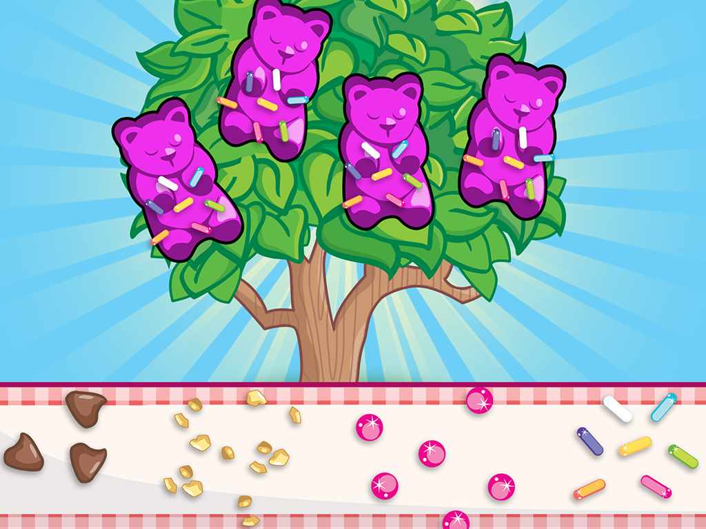Strawberry Shortcake Garden Apl Android Di Google Play