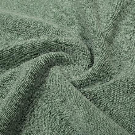 Stretch Frotté - ljusgrön