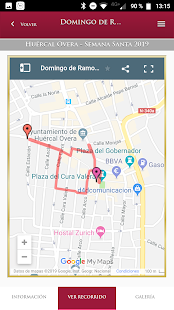 App Semana Santa Huércal Overa APK for Windows Phone