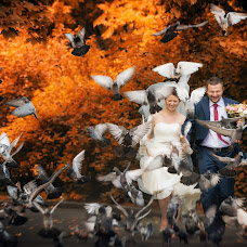 Wedding photographer Aleksandr Shkurdyuk (magistralex). Photo of 19.09.2013
