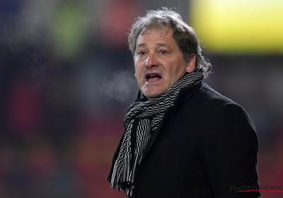 Jacky Mathijssen se confie concernant François Sterchele