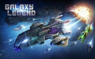 Screenshot of Galaxy Legend