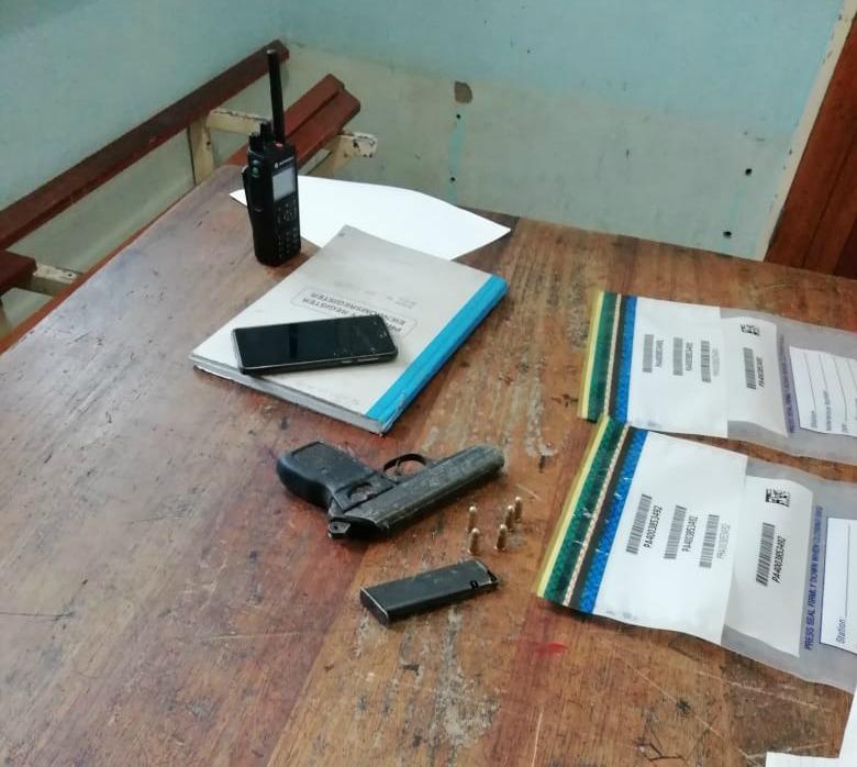 'Diep ontstellend' - seun (11), in hegtenis geneem met 'n geweer naby die skool in Kaapstad - SowetanLIVE Sunday World