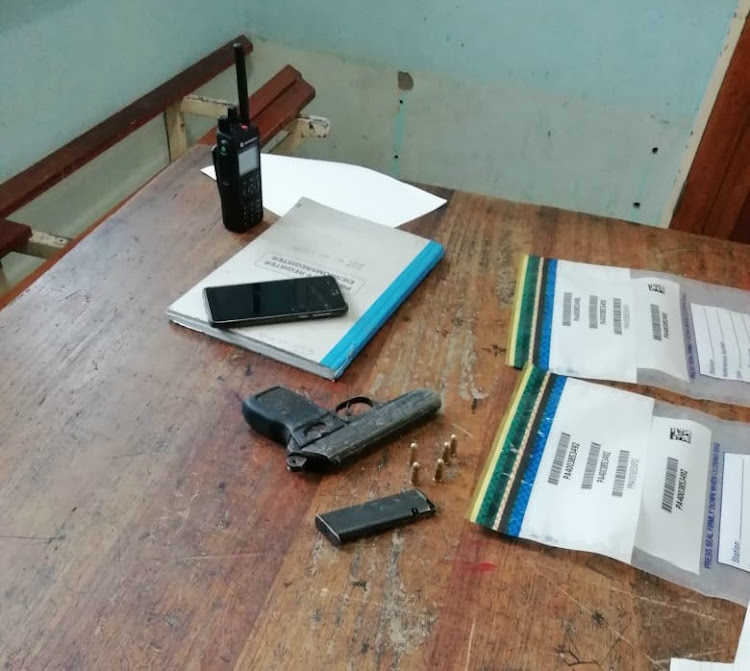 Boy, 13, arrested with gun in hand near Cape Town school