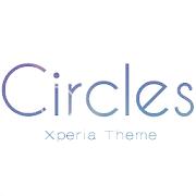 Daireler - Xperia Canlı Tema (Aurora)