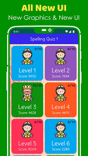 Ultimate English Spelling Quiz : New 2020 Version android2mod screenshots 4