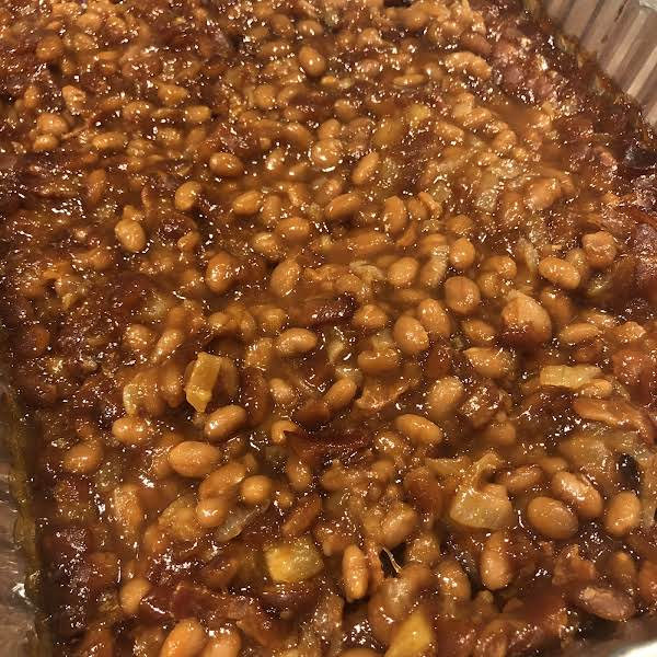 Wicked Baked Beans