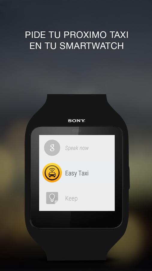 Easy Taxi – Taxi Rapido App: captura de pantalla