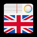 UK Radio Stations Online - English FM AM Music icon