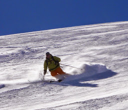 Photo: Derek up high in the Combe du Signal