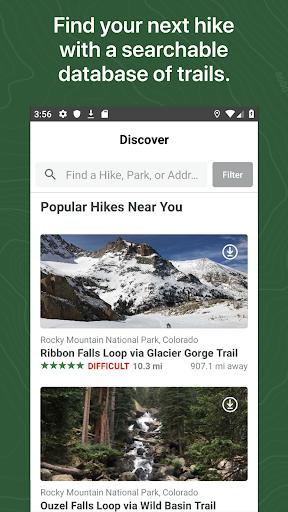 Gaia GPS: Hiking, Hunting Maps screenshot 3