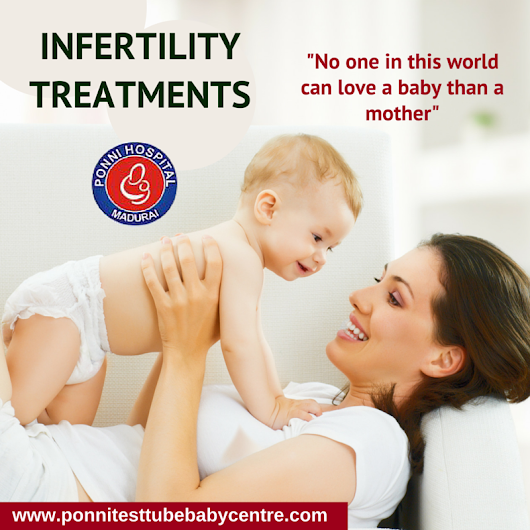 Seeking Infertility Treatment?