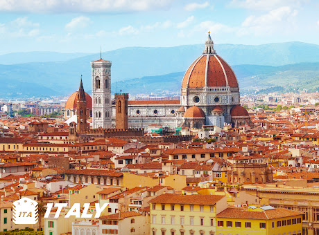 Italy HD Wallpaper New Tab theme