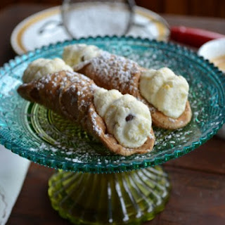 Cannoli With Mascarpone Cheese Recipes