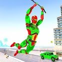 Army Robot Rope hero – Army robot games icon