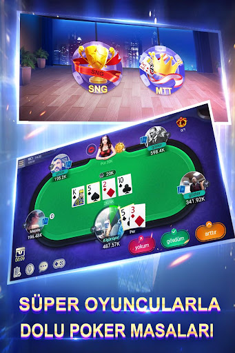 Tu00fcrkiye Texas Poker 5.9.0 screenshots 8