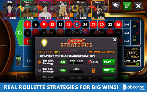Roulette Live - Real Casino Roulette tables  screenshots 8