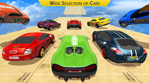 Mega ramp Race screenshot 5
