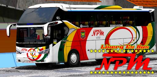 Hallo, pada aplikasi ini berisi mod kendaraan bus untuk game bussid, mod tersebut adalah bus skyliner yang memiliki livery npm. Download Livery Es Bus Npm Apk Latest Version