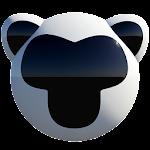 MONOO Icon Pack Black & White 3D HD 4.1 (Paid)