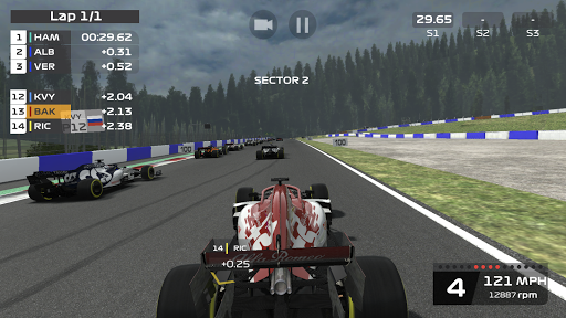 F1 Mobile Racing 2.2.2 Mod Screenshots 7