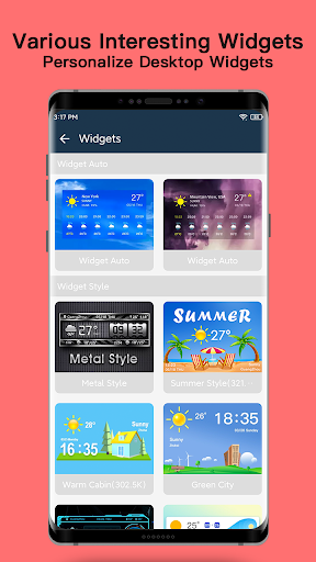 Weather - Live weather & Radar app 1.0.3.8 Screenshots 7
