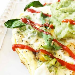Broccoli & Butternut Squash Omelettata Recipe