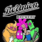 Logo for ReUnion Brewery