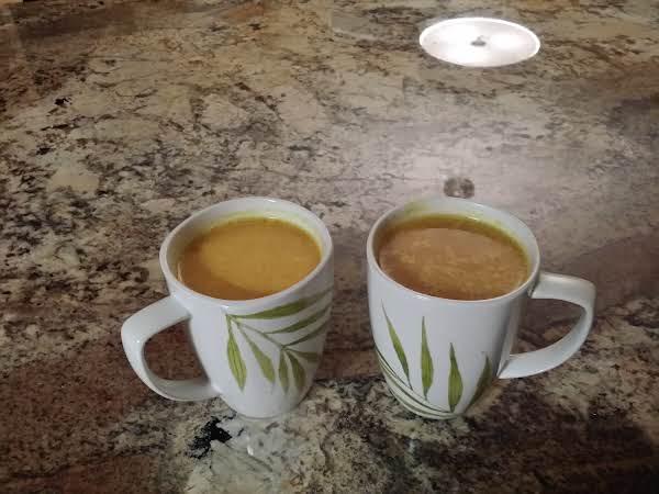 Spiced  Full Bodied Golden Milk Recipe