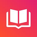eBoox: Reader for fb2 epub zip books icon