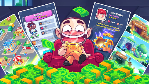 Idle Prison Tycoon: Gold Miner Clicker Game 1.2.6 Hack Proof 7