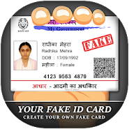 Fake ID Card Maker : Fake ID Generator 1 0 latest apk download for
