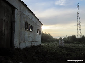 """Photo: The """"Warehouse"""" site...the first we checked out in the Moscow area"""