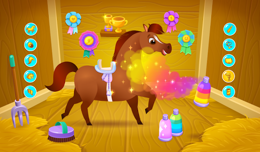 Pixie the Pony - My Virtual Pet apkpoly screenshots 15