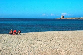 Photo: ein Tag im November am Strand von Terrasini ferienwohnung.sizilienreise.info