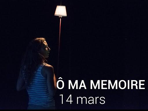 Ô ma mémoire