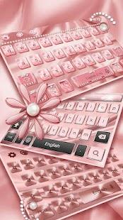 Pink Silk Keyboard - náhled