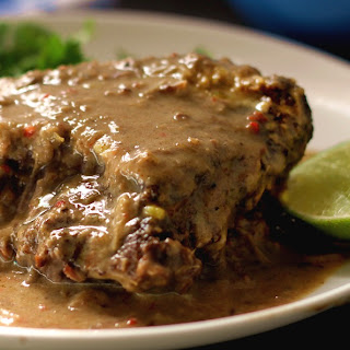 Braised Balinese Beef Cheeks