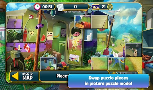 Hidden Object Fame & Fortune- screenshot thumbnail