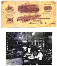 Photo: De Angelis hotel - First hotel of Madras - Now- Bata showroom Mt. Road