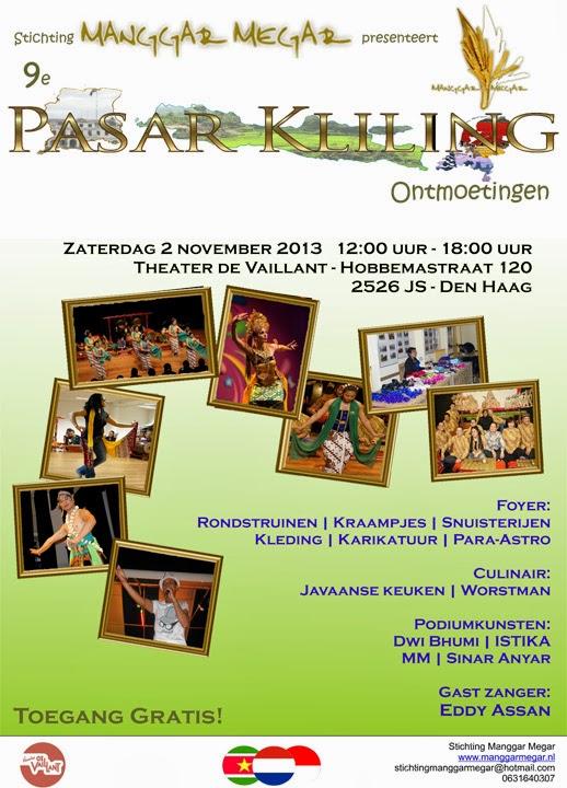 9e editie Pasar Kliling