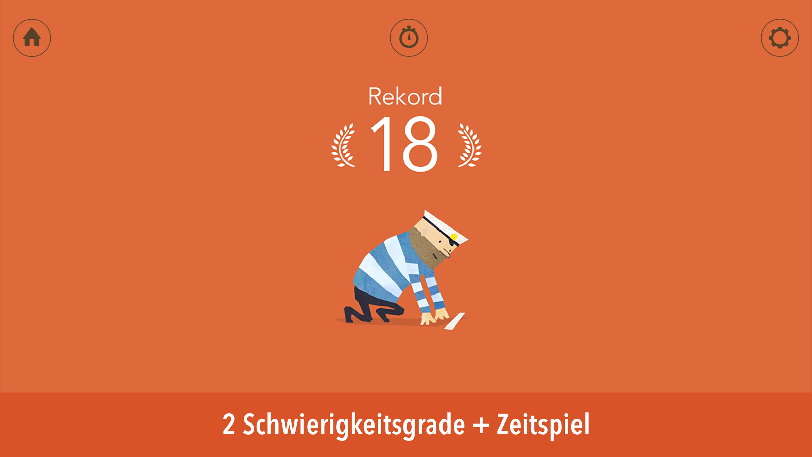 Fiete Choice - Logikspiel für Kinder – Screenshot