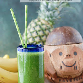 The Cheeky Monkey Smoothie.