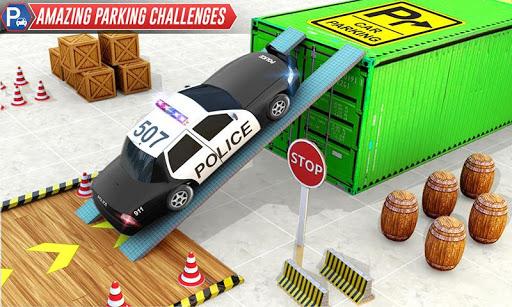 Imágenes de Impossible Police Car Parking Car Driver Simulator 1