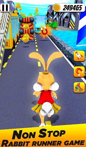 Bunny Runner: Subway Easter Bunny Run 3 screenshots 9
