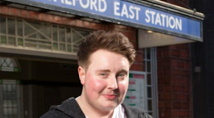 Riley Carter Millington 'disappointed' by EastEnders exit