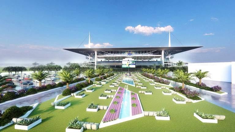 Miami Dolphins convertirá el Hard Rock Stadium en un autocine 1