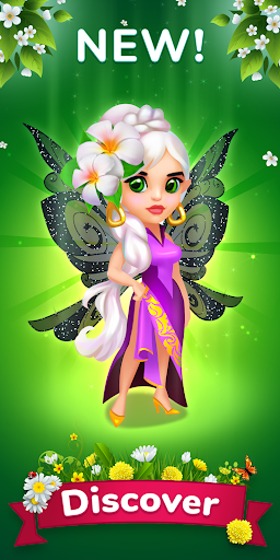 Merge Fairies - Best Idle Clickerud83euddda filehippodl screenshot 7