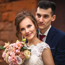 Wedding photographer Ekaterina Reshetnikova (Ketrin07). Photo of 17.08.2018