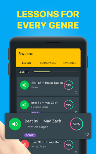Rhythms - Learn How To Make Beats And Music screenshot 14